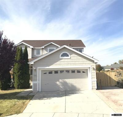 Reno Single Family Home New: 9645 Marble Creek Ct
