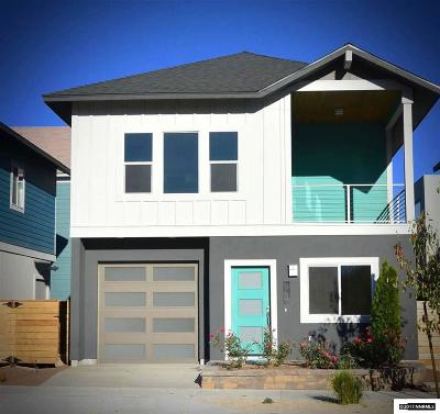 Reno Single Family Home Back On Market: 504 Sinclair