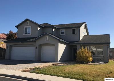 Reno Single Family Home New: 906 N University Park