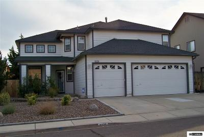 Reno Single Family Home New: 3220 Green River Drive