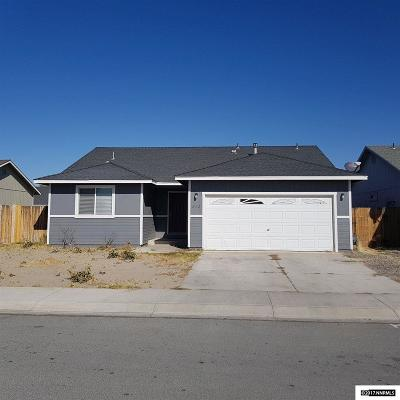 Fernley Single Family Home Active/Pending-Call: 212 Emigrant Way