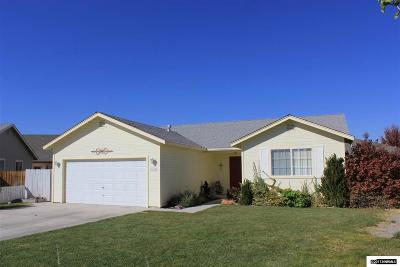 Yerington Single Family Home Active/Pending-Loan: 422 Paul