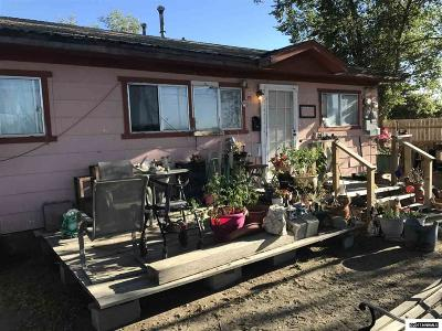 Fernley Multi Family Home For Sale: 75 Front St