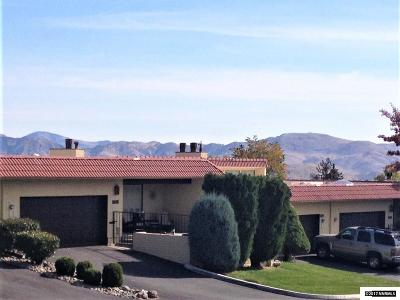 Reno Condo/Townhouse New: 3423 Skyline Blvd