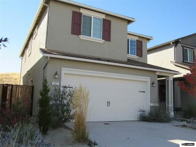 Washoe County Single Family Home For Sale: 1841 Star Bright Way