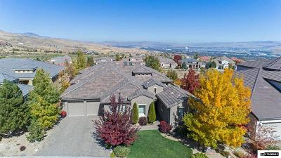 Reno, Sparks, Carson City, Gardnerville Single Family Home For Sale: 10072 Via Ponte
