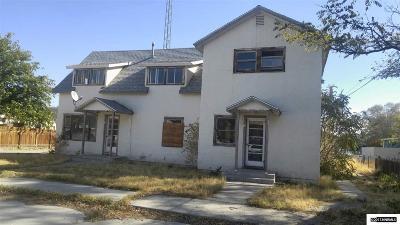 Yerington Multi Family Home For Sale: 234 Center St.
