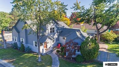 Reno Single Family Home New: 300 Country Club Drive