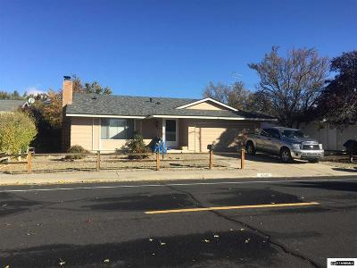 Reno Single Family Home New: 4545 Rio Encantado Lane