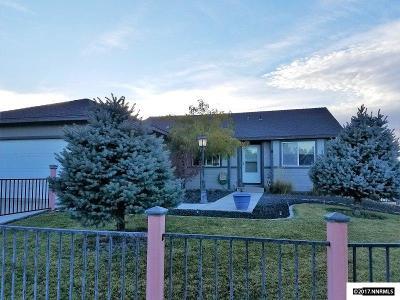 Fernley Single Family Home New: 799 Stanton Ln