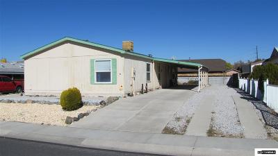 Reno Manufactured Home Active/Pending-Loan: 1367 Lynx Street