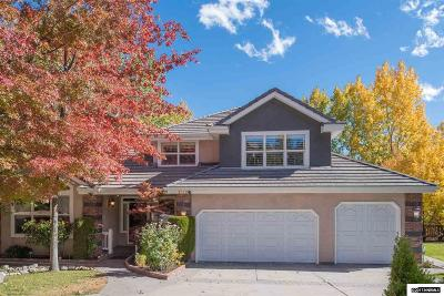 Reno Single Family Home New: 1772 Belford