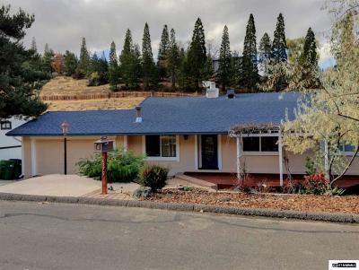 Reno Single Family Home New: 2379 Camelot Way
