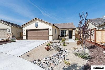 Reno Single Family Home Active/Pending-Loan: 885 Oxmoor Court