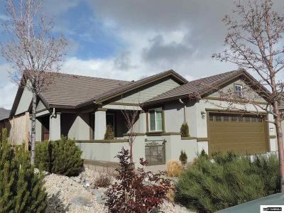 Reno Single Family Home For Sale: 9375 Copper Mountain