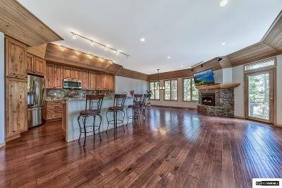 Incline Village Single Family Home For Sale: 634 Lariat Circle