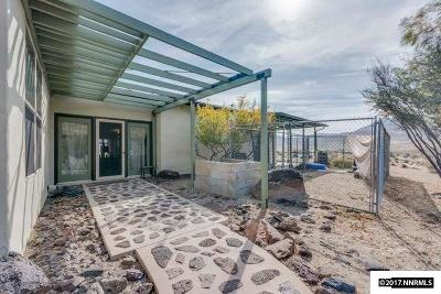 Reno Single Family Home Active/Pending-Loan: 900 Serenity Place