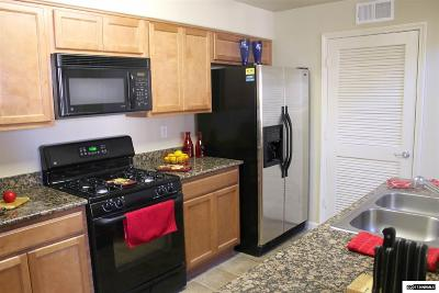 Washoe County Condo/Townhouse For Sale: 17000 Wedge Parkway #1322