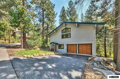 Incline Village Single Family Home For Sale: 1065 Peace Pipe Lane