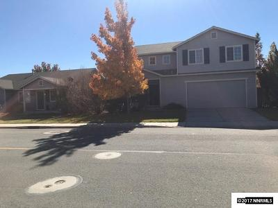 Sparks Single Family Home Active/Pending-Loan: 867 Spanish Springs Rd