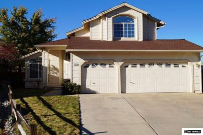 Washoe County Single Family Home For Sale: 765 Summer Star