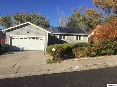 Washoe County Single Family Home Active/Pending-Loan: 2379 Melody