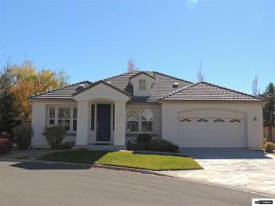 Washoe County Single Family Home For Sale: 8120 Silver Strike Court