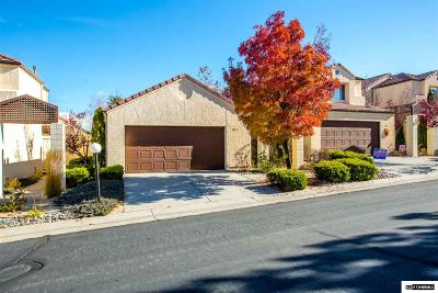 Reno Single Family Home For Sale: 3635 Skyline