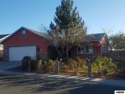 Winnemucca Single Family Home For Sale: 1888 Scott St.
