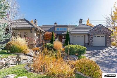 Reno, Sparks, Carson City, Gardnerville Single Family Home For Sale: 4520 Glenshyre Ct