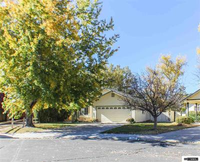 Gardnerville Single Family Home For Sale: 1351 Wilson Circle