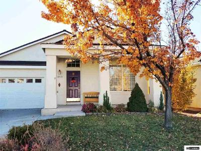 Carson City Single Family Home Active/Pending-Loan: 2747 Carriage Crest