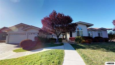 Reno, Sparks, Carson City, Gardnerville Single Family Home For Sale: 3 Autumn Court