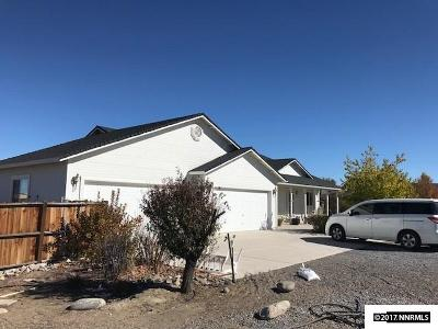 Fernley Single Family Home For Sale: 178 Country Ranch Road