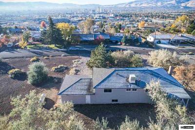 Washoe County Single Family Home Back On Market: 175 Greenstone Drive