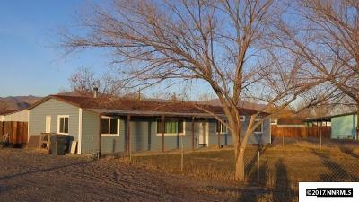 Battle Mountain Manufactured Home For Sale: 120 Lemaire Rd