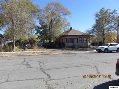 Sparks Multi Family Home Active/Pending-Short Sale: 402 5th St.