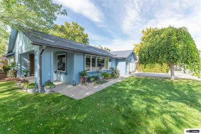 Washoe County Single Family Home Active/Pending-Loan: 3353 Good Hope Lane