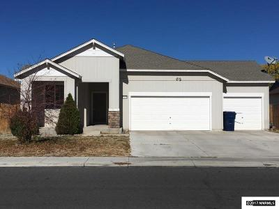 Fernley NV Single Family Home Active/Pending-Loan: $229,500