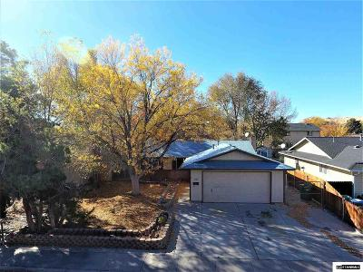 Sparks NV Single Family Home Active/Pending-Loan: $299,900