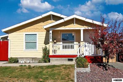Reno Manufactured Home Active/Pending-Loan: 625 Bud Lake Lane
