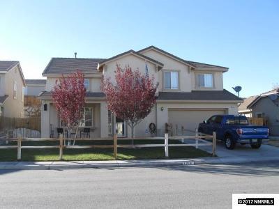 Fernley Single Family Home For Sale: 1718 Oak