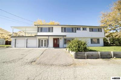 Washoe County Single Family Home For Sale: 170 Cheyenne Dr