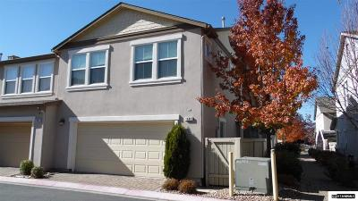 Washoe County Single Family Home For Sale: 1689 Spicewood Circle