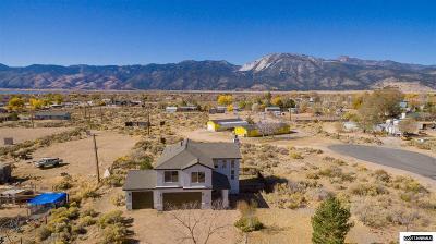 Washoe County Single Family Home For Sale: 3155 Churchill