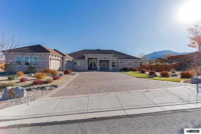 Reno, Sparks, Carson City, Gardnerville Single Family Home For Sale: 5400 Menagerie Avenue