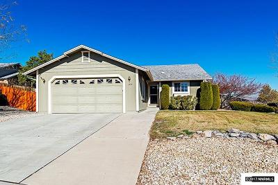 Single Family Home Active/Pending-Loan: 1359 Whooping Crane Drive
