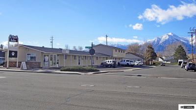 Commercial For Sale: 1524 N. Hwy 395
