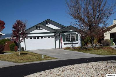 Minden Single Family Home Active/Pending-House: 1796 Linden Court