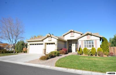 Carson City County Single Family Home Active/Pending-Loan: 200 Inverness
